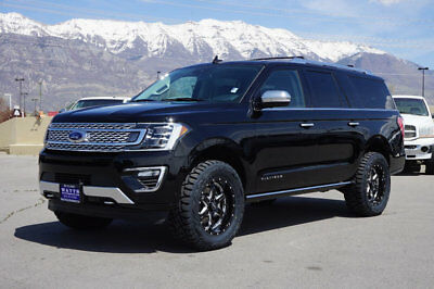 Lifted Ford Expedition >> 2018 Ford Expedition Max Platinum 62 700 00 Picclick