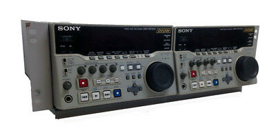 Sony DVCAM Video Disc Recorder DSR-DR1000 & DSR-DR1000A
