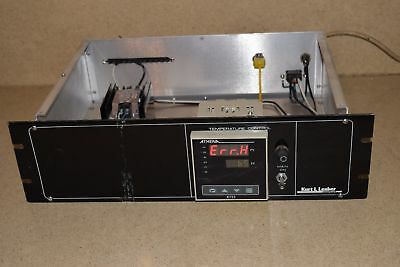 Athena Xt25 Temperature Controller In Kurt Lesker Chassis