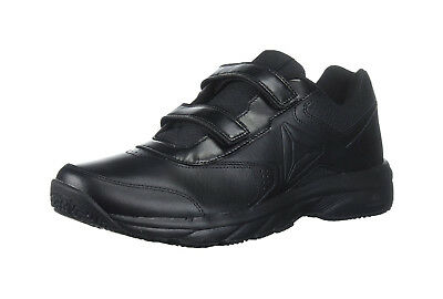 REEBOK Work N Cushion 3.0 Kc Black Cross Trainer Sport Strap Sneakers Men  Shoes cab10b381