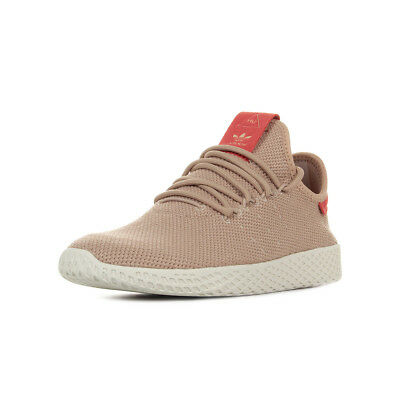 531610af2 Chaussures Baskets adidas femme Pharrell Williams x Tennis HU W taille Rose