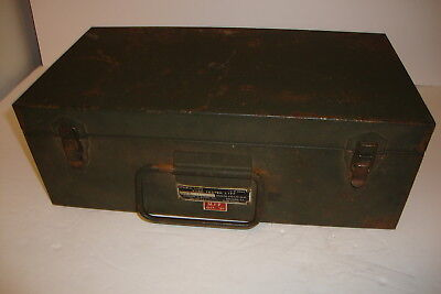 Simpson 1-177 Mutual Conductance Military Tube Tester US Signal Corps Army 1950
