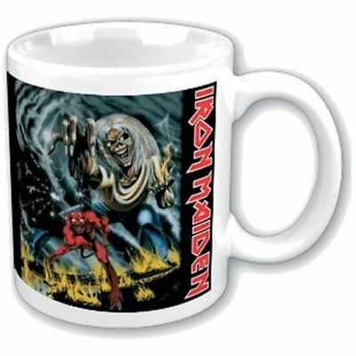 Iron Maiden - Mug (Number Of The Beast)