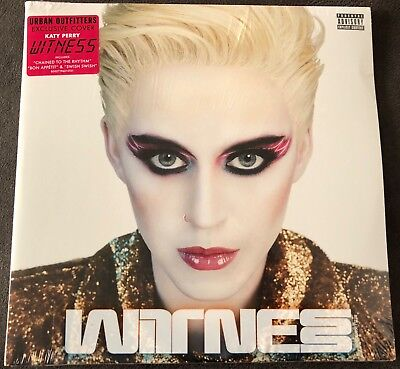 """Katy Perry - Witness 2 x 12"""" Vinyl LP, Album, Limited Edition, Exclusive Cover"""