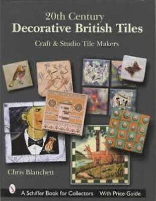 $ British Tiles book Craft Studio Ceramic Pottery