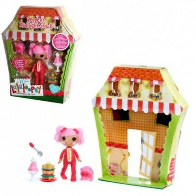 Peppers Midnhight Snack | 7 cm | Lalaloopsy | Puppe | Mini Welt Set