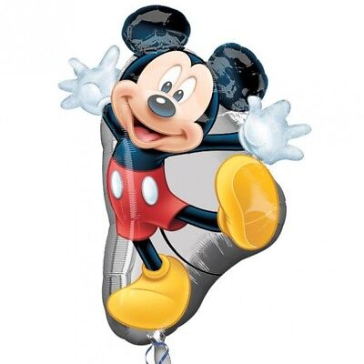 XL Folien Ballon Mickey Mouse | 55 x 78 cm | Disney Micky Maus | Luftballon