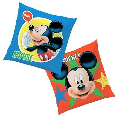 Mickey Mouse Expressions   Kinder Kissen 40 x 40 cm   Disney Micky Maus