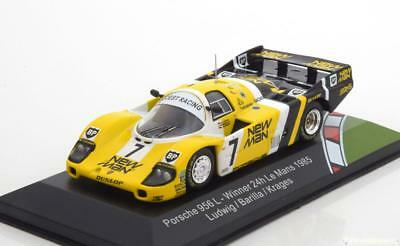 1:43 CMR Porsche 956 L Winner 24h Le Mans 1985 New Man