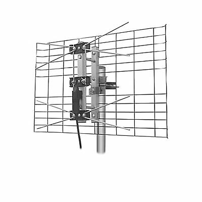 Antennas Direct DB2 Multi-Directional HDTV Antenna Television UHF DTV roof air A