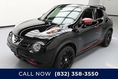 Nissan Juke SL 4dr Crossover Texas Direct Auto 2016 SL 4dr Crossover Used Turbo 1.6L I4 16V Automatic FWD SUV
