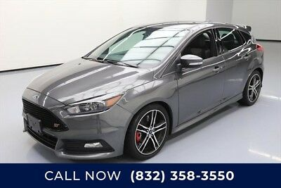 Ford Focus ST Texas Direct Auto 2016 ST Used Turbo 2L I4 16V Manual FWD Hatchback Premium