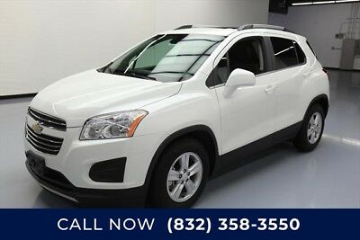 Chevrolet Trax LT Texas Direct Auto 2015 LT Used Turbo 1.4L I4 16V Automatic FWD SUV Bose Premium