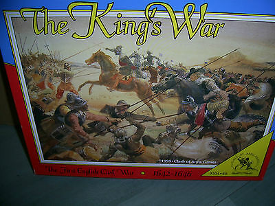 The Kings War Clash of Arms Games Cosim Spiel
