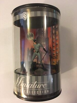 WB Miniature Classic Collection Batman The Animated Series Catwoman 1999
