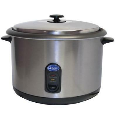 Globe - RC1 - 25 Cup Electric Commercial Rice Cooker