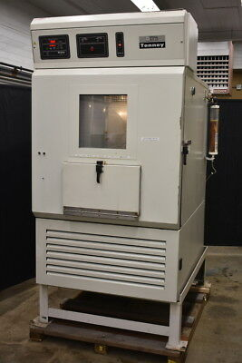 Temperature and humidity chamber, -40 to +200C, 30 cu/ft, T30RS-2, Tenney TESTED