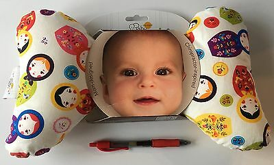 NEW- Baby Elephant Ears Head Support Pillow-ship free