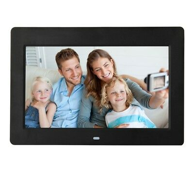"""Electronic Digital Photo Movie Frame 10"""" HD Clear Large LCD Picture MP4 Player"""
