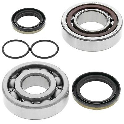 All Balls 24-1097 Crank Shaft Bearing Kit for EXC125 KTM 1998-2009, EXC200 98-05
