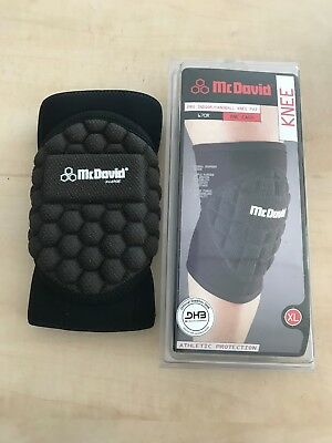 Mc David  Knee Pad Gr. XL  670R   FB schwarz  UVP 34,99 €