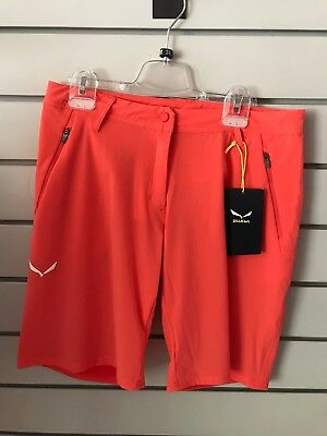 "Salewa Outdoor Pant "" Fortezza Dst  "" 38  FB  Hot Coral   UVP 79,99 € Neu"