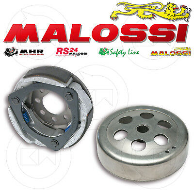 Malossi 5214727 Clutch + Bell D120 Maxi Fly System Yamaha Majesty 125 4T Lc