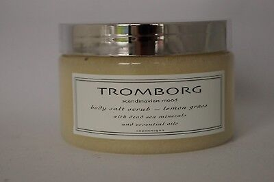 Tromborg - Body Salt Scrub - Lemon Grass -  350 G *'#82-2-3