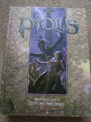 Ptolus City By The Spire Monte Cooke D20 3E 3.5E 4E Ww16114 S&s Sword & Sorcery