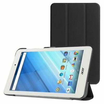 Tablethutbox Slim Smart Cover Case for Acer Iconia One 8  B1-860 Tablet