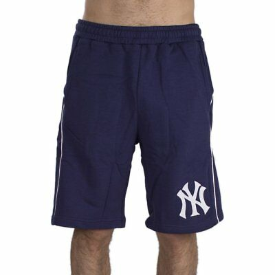 SHORTS MLB NEW York Yankees Maki Fleece Majestic Blue Men -  45.98 ... 775a6d40b8a3