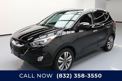 Hyundai Tucson Limited 4dr SUV Texas Direct Auto 2015 Limited 4dr SUV Used 2.4L I4 16V Automatic FWD SUV