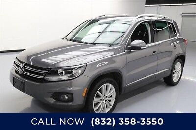 Volkswagen Tiguan SE 4dr SUV (ends 1/13) Texas Direct Auto 2013 SE 4dr SUV (ends 1/13) Used Turbo 2L I4 16V Automatic FWD