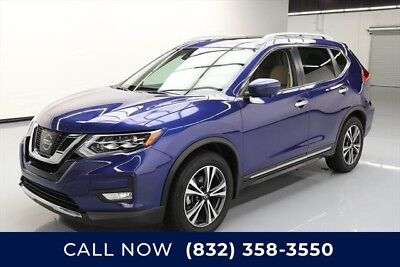 Nissan Rogue SL 4dr Crossover Texas Direct Auto 2017 SL 4dr Crossover Used 2.5L I4 16V Automatic FWD SUV