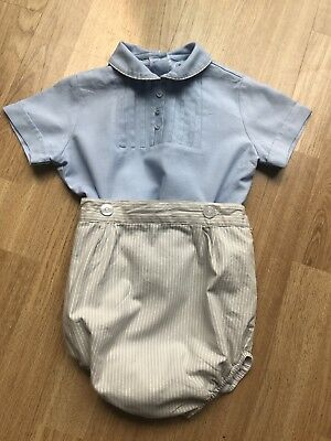Baby Boys Pex Romper Traditional Spanish 18 Months