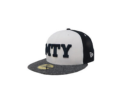 New Era 59Fifty Hat Rayados De Monterrey Liga Mexicana Wht Navy Gray Fitted  Cap 58d5379ab7f
