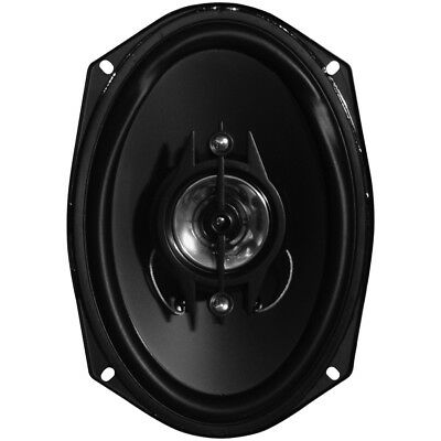 "Speaker 6X9"" 4-Way Xxx; 500W; Butyl Surrnd"