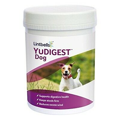 Lintbells Yudigest Dog Digestive Health Supplement For Dogs Prone To Tummy - 300