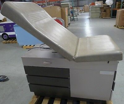 Ritter 104 Medical Exam Table With Stirrups
