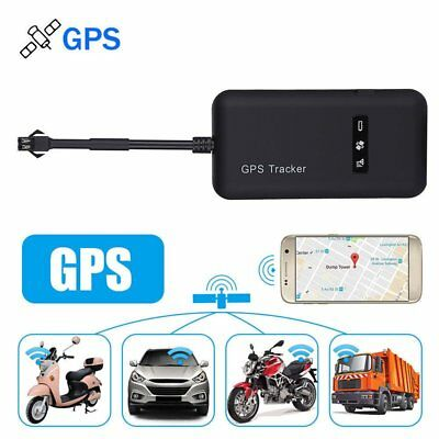 GPS/GSM/GPRS Tracker Vehicle Car Tracking Device Locator Real Time TK110 New
