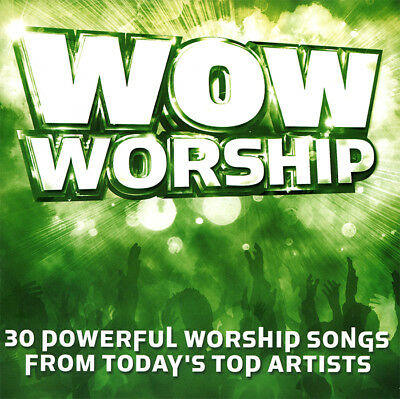 Various Artists - WOW Worship (Lime) [2CD] 2014 ** NEW **