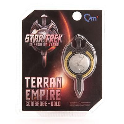 Réplique insigne de l'Empire terrien de l'univers miroir Star trek Terran Empire
