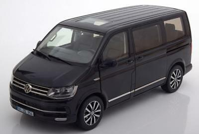 volkswagen vw t6 multivan highline noir 1 18 nzg eur 179. Black Bedroom Furniture Sets. Home Design Ideas