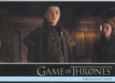 Game Of Thrones Season 7 Complete 81 Card Base Set