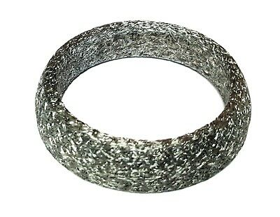 """Woven Exhaust Donut Ring Crush Gasket 34mm to 85mm id 2"""" 2.25"""" 2.5"""" 2.75"""""""