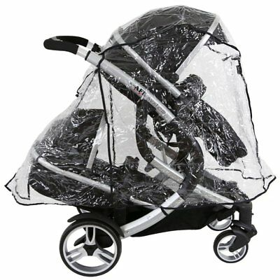 New Universal Phil Ted Promenade Zipped Raincover Full Pushchair Coverall