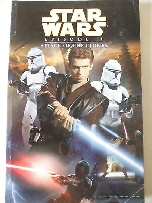 Star Wars - Episode Ii  Attack Of The Clones. Softcover/tpb. Titan Books