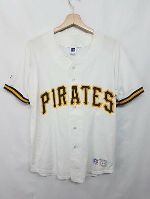 Casacca baseball RUSSELL ATHLETIC  Vintage Shirt baseball RUSSELL ATHLET Vintage