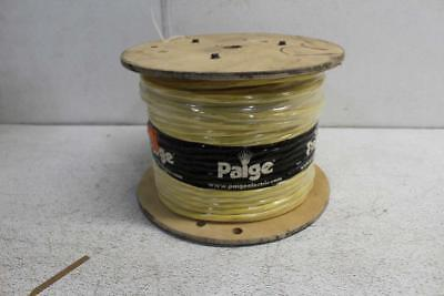250ft 6/2 22 AWG Shielded Wire -Yellow