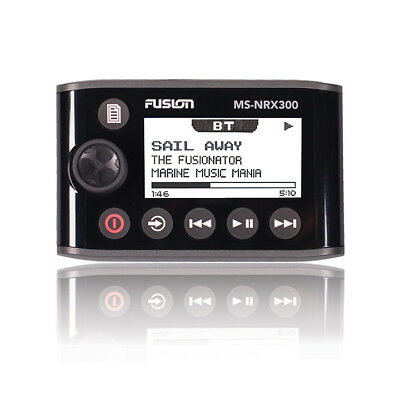 Fusion MS-NRX300 Marine Full function Remote for 700i series and msra205